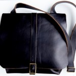 Biscuit Leather Co. Messenger